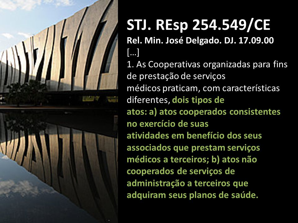 STJ. REsp 254.549/CE Rel. Min. José Delgado. DJ. 17.09.00 […]